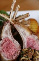 Rack of Lamb Special